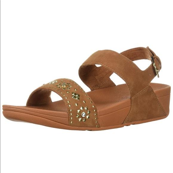 36bedba65f6a New Fitflop Lulu Aztec Caramel suede sandals